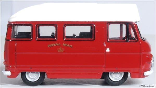OXFORD 76PB010 Commer PB Postbus Royal Mail (Scotland), OO gauge
